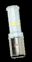 Led lamp 12V 35/35W BA20D scooter koplamp