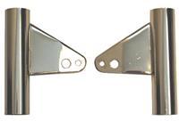 koplampoor set nt model 529/ 530 chroom