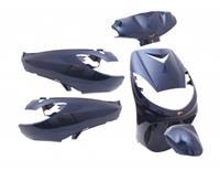 Kappenset Peugeot Vivacity 6-Delig blauw metallic