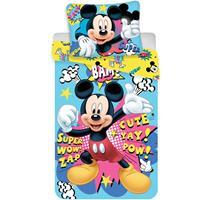 Disney Mickey Mouse Dekbedovertrek Mickey Mouse Bam Multi