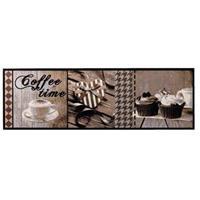 Leen Bakker Keukenloper Coffee Time - 50x150 cm