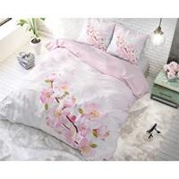 Sleeptime Dekbedovertrek Sweet Flowers Pink-140x200/220