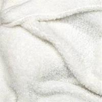 Unique living teddy fleece plaid - 150x200 cm
