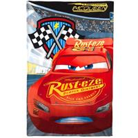 Disney fleece-deken Cars 100 x 150 cm rood