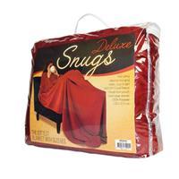MikaMax Snuggie Snug Rug deluxe - Ruby