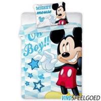 disney Mickey Mouse Ledikant Boy: 100x135/40x60 Cm