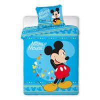 Disney Mickey Mouse Dekbedovertrek Let's Go