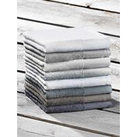 Rhomtuft Handdoeken  wit