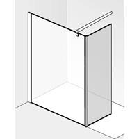 Saqu miralo Zijwand voor montageset zijwand 30x120 cm Helder Glas