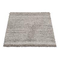 Leen Bakker Vloerkleed Domino - grijs - 80x150 cm