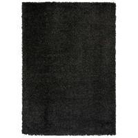 Leen Bakker Vloerkleed Domino - antraciet - 80x150 cm