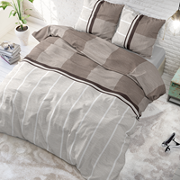 elegance Langley Taupe Taupe 140 x 220