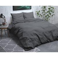 sleeptime FL Jason Anthracite Antraciet 140 x 220