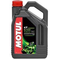 10W-30 semi-synthetisch 5100, Motorolie 4T, 4 liter