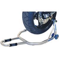 Paddockstand achterwiel, voor de moto, Premium