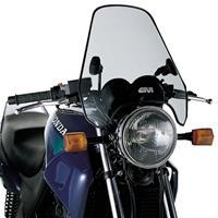 Universeel windscherm, Universele windschermen voor de motorfiets, A604