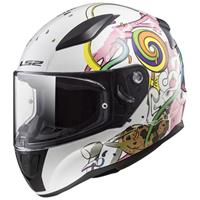 FF353 Rapid mini Crazy Pop, Kinder motorhelm, Deco
