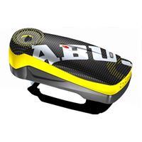 RS1, Schijfremslot voor de moto, pixel geel
