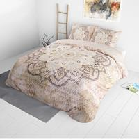 dreamhousebedding DreamHouse Bedding Jady - Creme 1-persoons (140 x 220 cm + 1 kussensloop)