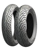 Michelin City Grip 2 ( 120/80-12 TL 65S Achterwiel, M/C, Voorwiel )