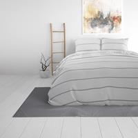 sleeptimeelegance Sleeptime Elegance Amira - Wit 1-persoons (140 x 220 cm + 1 kussensloop) Dekbedovertrek
