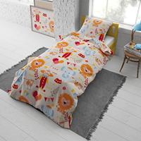 DreamHouse Bedding Lion Circus Dekbedovertrek