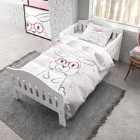 DreamHouse Bedding Wise Bunny Dekbedovertrek