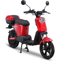IVA e-go s2 rood