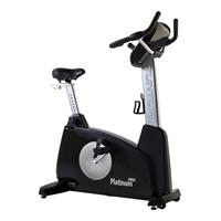 Tunturi Upright Bike Platinum PRO Hometrainer - Gratis trainingsschema