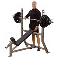 Body-Solid SIB359G Incline Olympic Bench