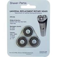 Shaver-Parts Rasierkopf Universell für Philips HQ3, HQ4, HQ5, HQ55, HQ56