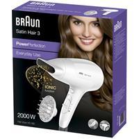 Braun Satin Hair 3 PowerPerfection haardroger HD385