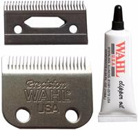 wahl Hair Clipper Blade Set & Oil - 2050-500