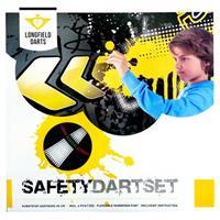 Kinder safety dartbord incl 6 darts