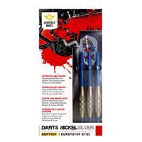 Darts Longfield nickelsilver softtip