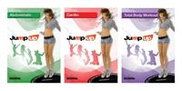 Booming Fitness Jump Up Trainingsprogramma - 3-delige DVD set