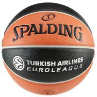 SPALDING Basketbal heren TF 1000 EuroLeague maat 7