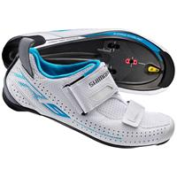 Shimano TR9W SPD-SL Cycling Shoes - White - EUR 42 - White