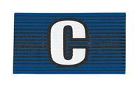 Jako Aanvoerdersband - Senior - Blauw
