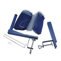 Rucanor Tafeltennisnet Set - blauw