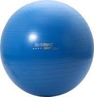 Christopeit Gym bal 75cm incl. pomp blauw