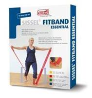 Sissel fitband geel soft