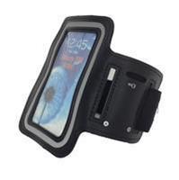 Tunturi Telefoon Armband - Zwart