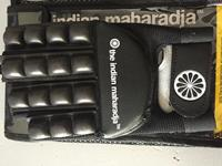 The Indian Maharadja Short Finger Glove