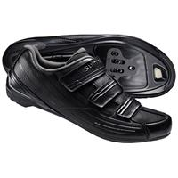 Shimano RP2 SPD-SL Cycling Shoes - Black - EUR 37 - Black