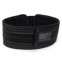Gorillawear 4 Inch Nylon Belt - M/L