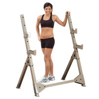 Body-Solid (Best Fitness) Olympic Press Stand