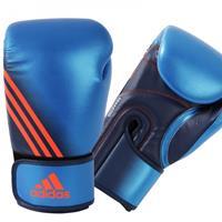 Adidas Speed 200 (Kick)Bokshandschoenen Blauw - 10 oz