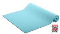 Gymstick Yogamat - Blauw - Met online trainingsvideo's