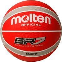 Molten GR7 basketbal Maat 7 - Rood